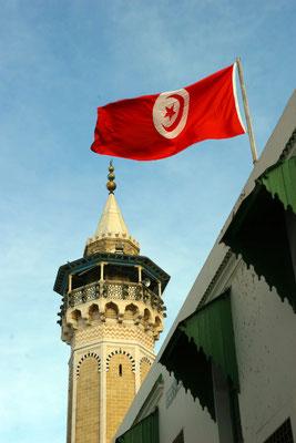 Tunesien - ein Land im Umbruch November 2012. Nach der Revolution vom 14.01.2011 und der Flucht des bisherigen Präsidenten Ben Ali nach schweren Unruhen und Protesten im ganzen Land wurde die Verfassung ausgesetzt und das Parlament aufgelöst.