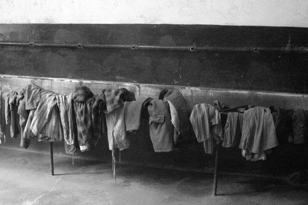 Stillleben im ehemaligen Waschraum