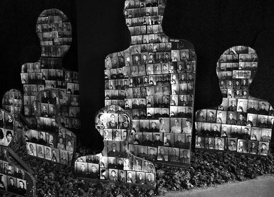 Neben vier ständigen Ausstellungen sind zu besichtigen: Gelände des ehemaligen Konzentrationslagers, Torgebäude mit Arrestzellenbau, Wachtürme, Krematorium, Kammergebäude und Desinfektion, Bahnhof, SS-Bereiche, Steinbruch und Friedhöfe