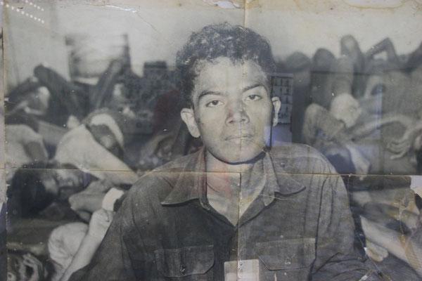 die vietnamesische Armee konnte 1979 nur noch 7 Menschen befreien