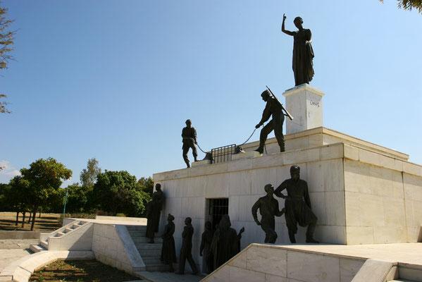 Freiheitsdenkmal zur Erinnerung an die Befreiung des zypriotischen Volkes von der britischen Kolonialherrschaft
