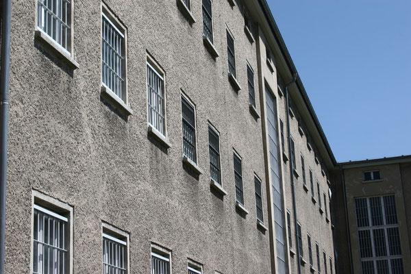 Hier wurden vor allem politische Gefangene physisch und psychisch gefoltert