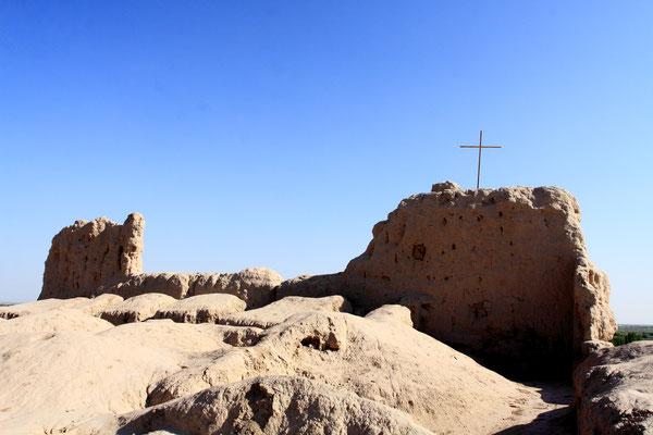 Sie wurde als Festung der Ungläubigen bezeichnet, vermutlich wegen der Zoroastrier, die hier lebten.