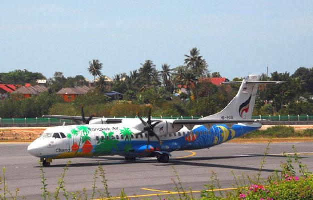 nach soviel Kultur Ferienflug nach Koh Samui