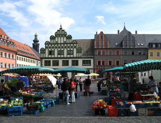 Markt am Stadthaus