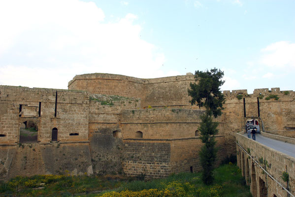 Fort und Altstadt von Famagusta