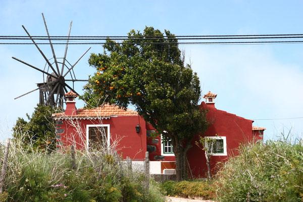 La Palma typischer Baustil