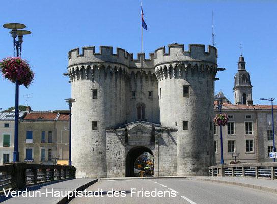 Verdun - die Stadt an der Maas