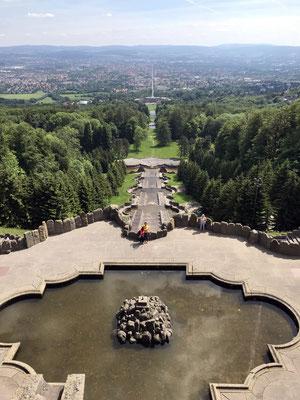 Mit einer Fläche von 2,4 Quadratkilometern der größte Bergpark in Europa und ein Landschaftspark von Weltgeltung. Am 23. Juni 2013 wurde er als UNESCO-Weltkulturerbe anerkannt