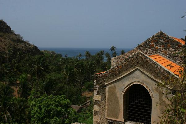 Ruinen des Kloster Convento de Sao Francisco - Beginn der europäischen Besiedlung