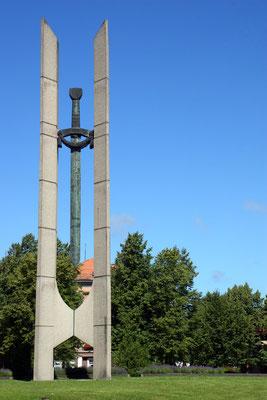 Russisches Ehrenmal im Stadtpark