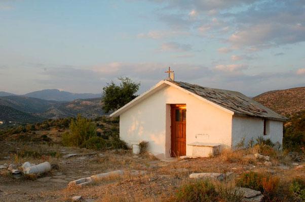 Alte Kirchen in den Bergen...