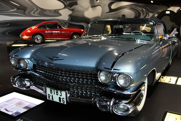 59-er Cadillac Eldorado Biarritz