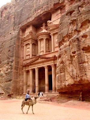 """Filmkulisse für den Film """"Indiana Jones und der Tempel des Todes"""""""