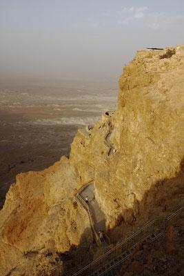 Obere Terrasse des Nordpalastes
