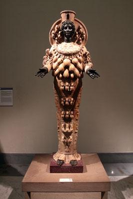 Die Frau mit den Brüsten aus Pompeji