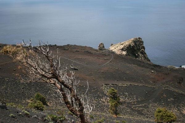 Wanderung zum Pico Birigoyo