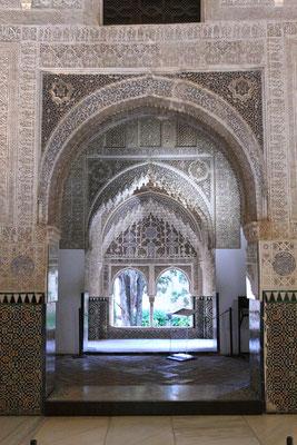 Die Nasridenpaläste mit ihren Gärten sind das Herzstück der Alhambra.
