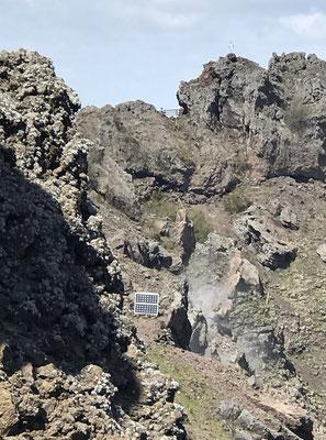 Im März 1944 brach der Vesuv zum letzten Mal aus. Explosionen förderten viel Vulkanasche und es wurden kleine pyroklastische Ströme generiert und Lavaströme entstanden. Diese begruben die Orte Massa di Somma und San Sebastiano.