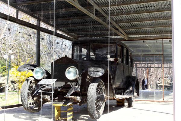 Rolls-Royce aus der Autosammlung des Shah.
