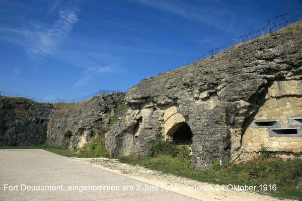 Es ist das stäkste Panzerfort um Verdun, modern mit betonierten Panzerkuppeln und technischen Hilfsmitteln