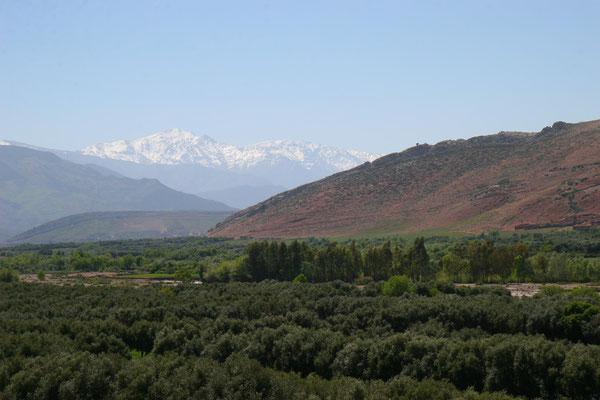 Atlasgebirge: Ein gewaltiges Hochgebirge im Nordwesten Afrikas. Schon Homer sah in ihm die Grenze zur bekannten westlichen Welt.