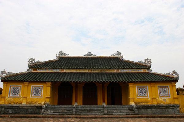 Der eigentliche kaiserliche Palast