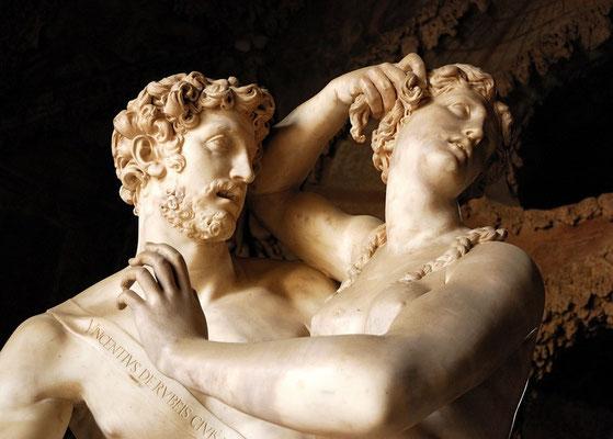 Der Palast beinhaltet unter anderem die Kunstsammlung der Medici