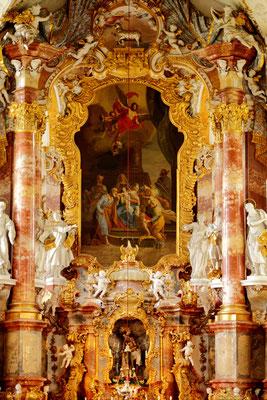 Auch als Kirche des gegeißelten Heilands bekannt, hatte sie ihren Ursprung in Gestalt einer Holzfigur des gegeißelten Heilands.
