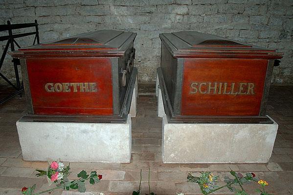 Die Gräber der Dichter