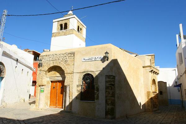 Kleine Moschee innerhalb der Kashbah.