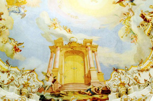 Das Tor zur Ewigkeit: Zeit wird nicht mehr sein