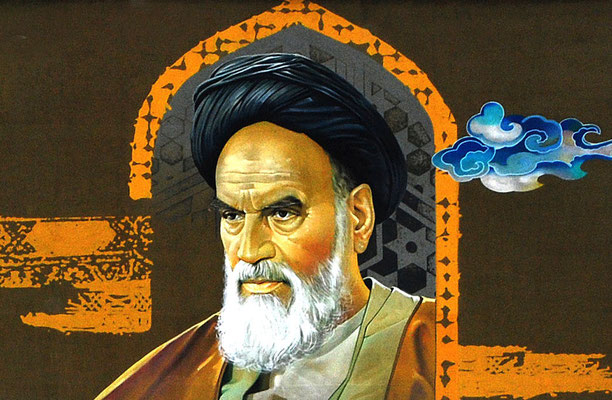 In Teheran befindet sich natürlich das Grabmal des stets allgegenwärtigen Revolutionsführers Ayatollah Khomeini