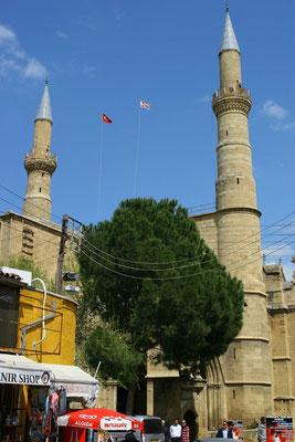 Selimiye-Moschee im türkischen Teil