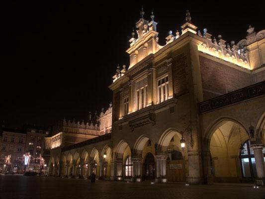 Krakau, Polens einstige Hauptstadt und Sitz der polnischen Könige,