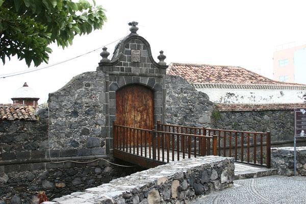 Festung Castillo de Santa Catalina aus dem 16./17. Jahrhundert
