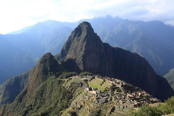 Ein Wunder an architektonischer Leistung, überwältigendes und beeindruckendes UNESCO-Weltkulturerbe.