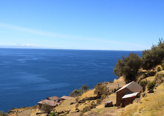 Die Insel Amantani liegt etwa 40 km von Puno entfernt und ist der ideale Ort für jeden, der einen wirklich ruhigen Platz sucht.