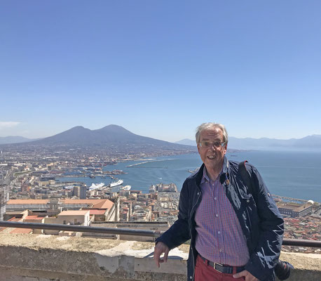 Neapel-eine Stadt zum Verlieben trotz der vielen Probleme