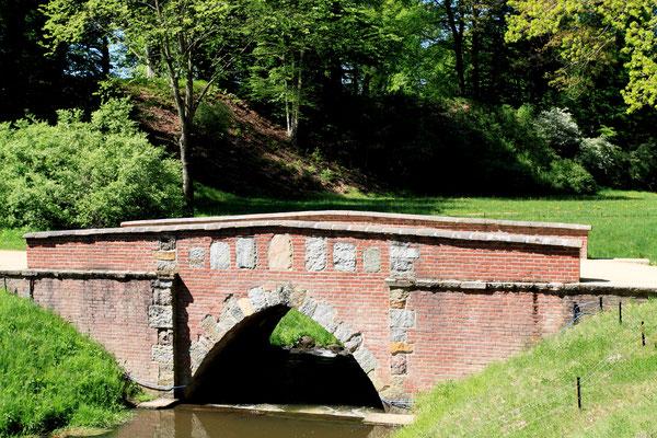 Die Eichseebrücke - eine steinerne Bogenbrücke von 1830