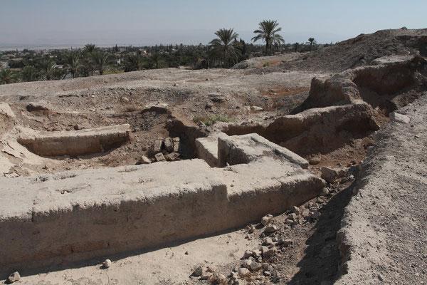 In Alt-Jericho kann man auf 40.000 qm die älteste Besiedlungsgeschichte der Welt erkunden