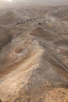 Mittels des Baus dieser Rampe gelang es den Römern schliesslich, die dicken Mauern zu bezwingen. Seit 2001 gehört Masada zum UNESCO-Weltkulturerbe.