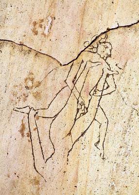 Weltberühmt sind die unendlich vielen erotischen Darstellungender Apsaras und Mithunas