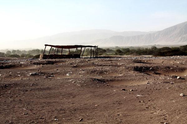 Der Chauchilla Friedhof ist die einzige archäologische Stätte, wo man die rund 1.000 Jahre alten Überreste der Verstorbenen in ihren Gräbern sehen kann.