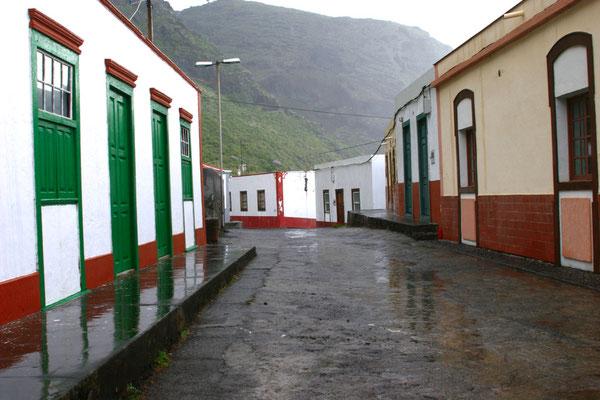 Geisterdorf Don Pedro im Norden der Insel