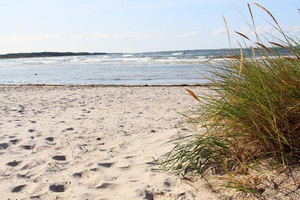 Am Sudersand beach findet jeder Erholung und Entspannung.