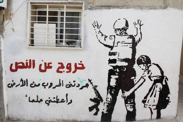 Träume als Graffiti