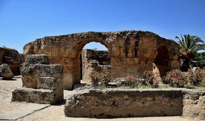 Sie zählten zu den größten und luxuriösesten Badetempeln der römischen Welt.
