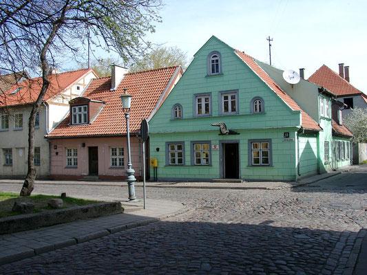 Mit der Restaurierung der Altstadt wurde in den 70-er Jahren begonnen