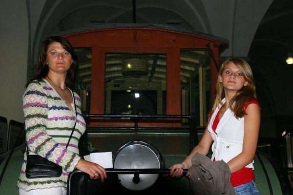 Heimfahrt per Bahn